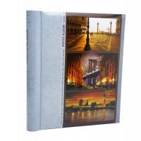Фотоальбомы Fotografia магнитный 23х28 см. 30 листов, FA-SA30 - 412, путешествие (12)