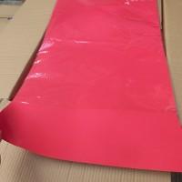 Фоамиран листовой  2 мм  50*70 см  10л  Цвет МАЛИНОВЫЙ  арт.G-01