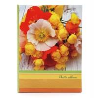 Фотоальбомы Fotografia 10x15 см., 100 фото, FA-PP100 - 341, цветы(24)