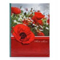Фотоальбомы Fotografia 10x15 см., 100 фото, FA-PP100 - 342, цветы(24)