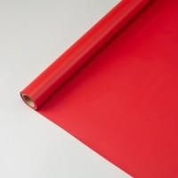 ПЛЕНКА  матовая  700мм*10м  Лак ЕСО на втулке   красный