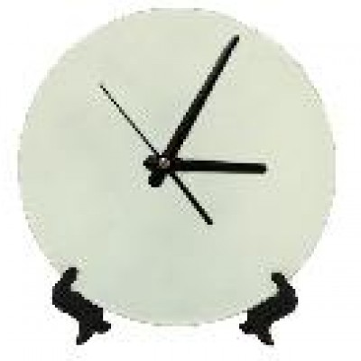 "Часы стекло BL-27 ""Круг""d20*20см д/сублимации(20)"