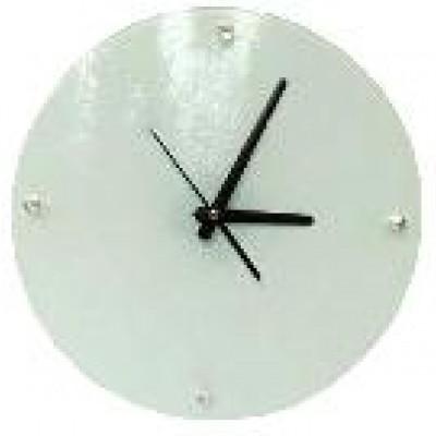 "Часы стекло BL-15""Круг""30*30 д/сублимации(12)"