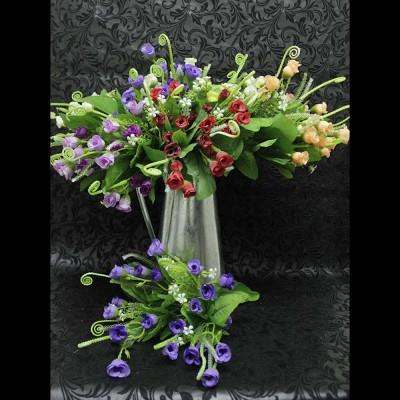 Букет  искус.цветов 9133   30 см   4 цвета
